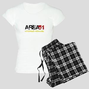 Area 51 Women's Light Pajamas