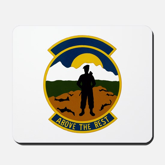 343d Security Police Mousepad