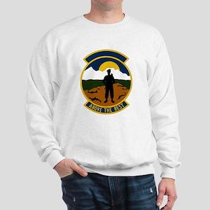 343d Security Police Sweatshirt