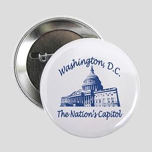 "Washington DC 2.25"" Button"