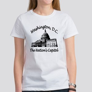Washington DC Women's T-Shirt