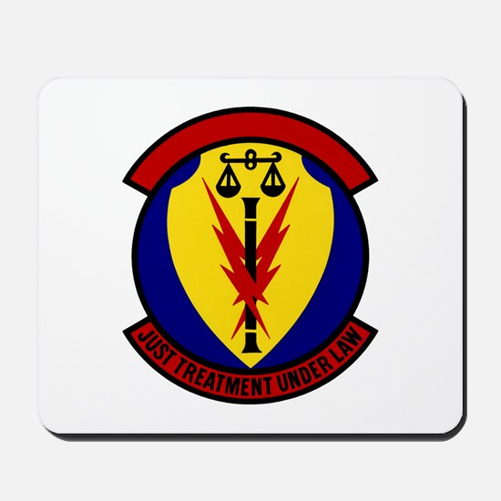 366th Security Police Mousepad
