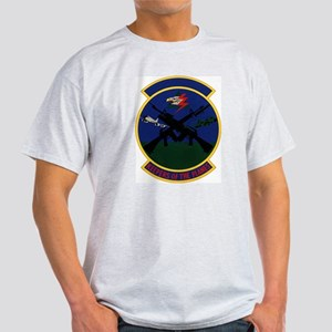 384th Security Police Ash Grey T-Shirt