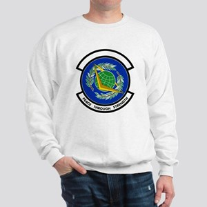 512th Security Police Sweatshirt