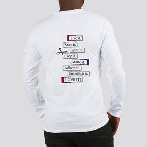 SCRAP it! Long Sleeve T-Shirt