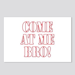 Come At Me Bro! Postcards (Package of 8)