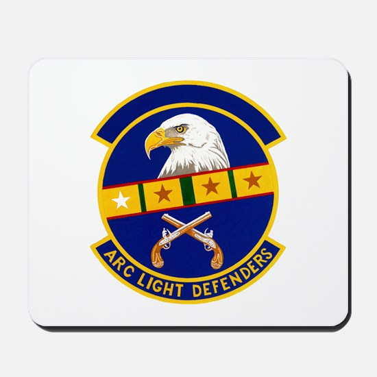 633d Security Police Mousepad