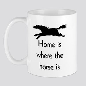 Home Is Where... Mug