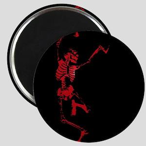 The Dancing Skeleton Magnet