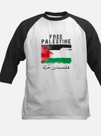 www.palestine-shirts.com Kids Baseball Jersey