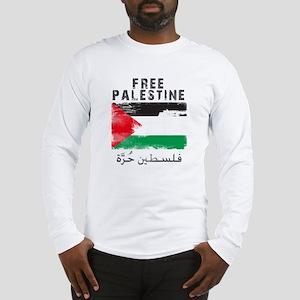 www.palestine-shirts.com Long Sleeve T-Shirt