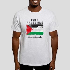 www.palestine-shirts.com Light T-Shirt