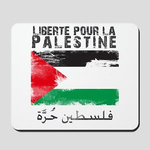 Liberté pour la Palestine (fi Mousepad