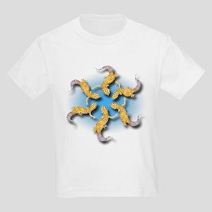 Gecko Sun Kids T-Shirt