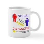 Social Distancing Mugs
