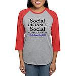 Social Distance Long Sleeve T-Shirt