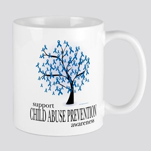 Child Abuse Tree Mug