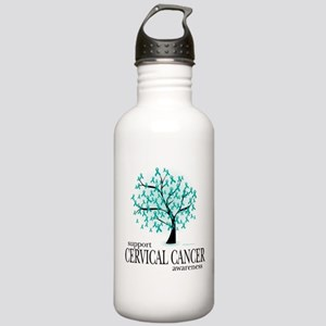 Cervical Cancer Stainless Water Bottle 1.0L