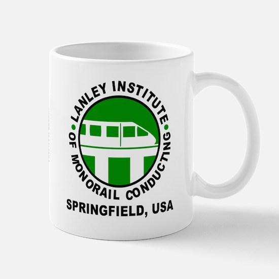 Lanley Monorails Mug