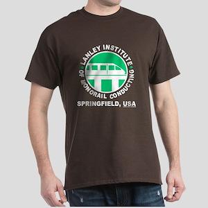 Lanley Monorails Dark T-Shirt