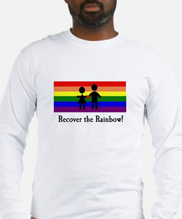 Recover the Rainbow Long Sleeve T-Shirt