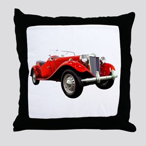 MG TD Throw Pillow