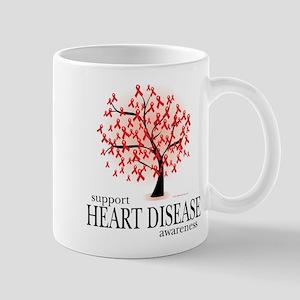 Heart Disease Tree Mug