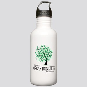 Organ Donation Tree Stainless Water Bottle 1.0L