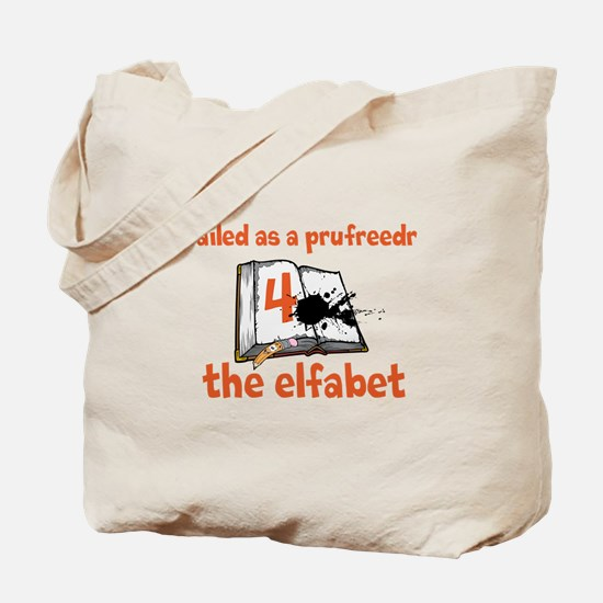 Proofreader Tote Bag