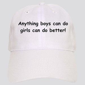 Girls Are Better! Cap