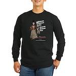 Dr. GriGri: Hookah Dookah Long Sleeve Dark T-Shirt