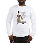 Dr. GriGri: Hookah Dookah Long Sleeve T-Shirt