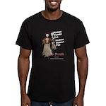 Dr. GriGri: Hookah Dookah Men's Fitted T-Shirt (da