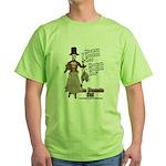 Dr. GriGri: Hookah Dookah Green T-Shirt