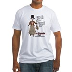 Dr. GriGri: Hookah Dookah Fitted T-Shirt