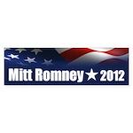 Mitt Romney 2012 Sticker (Bumper 10 pk)