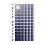 Solar Panel Mini Poster Print
