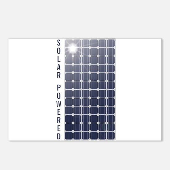 Solar Panel Postcards (Package of 8)