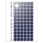 Solar Panel Small Poster