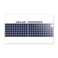 Solar Panel 22x14 Wall Peel