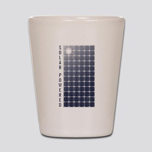 Solar Panel Shot Glass