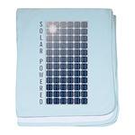 Solar Panel baby blanket