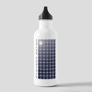 Solar Panel Stainless Water Bottle 1.0L