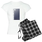 Solar Panel Women's Light Pajamas