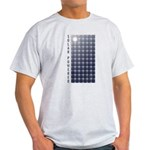 Solar Panel Light T-Shirt