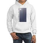 Solar Panel Hooded Sweatshirt