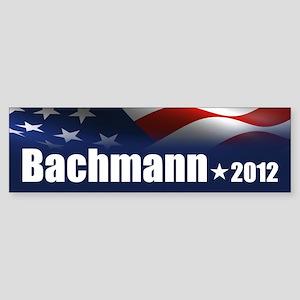 Michele Bachmann 2012 Sticker (Bumper)