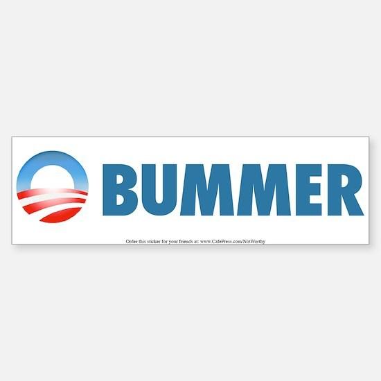 OBUMMER Bumper Bumper Bumper Sticker
