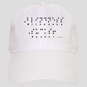 Blindness Sucks Cap