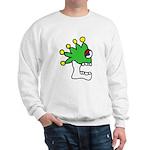 Malinalco - Jester Skull Sweatshirt